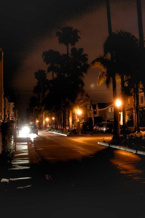 Mean Streets of Balboa Island